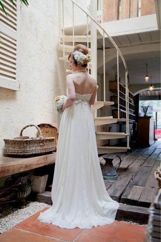 こだわりブーケで花嫁姿をより美しく…
